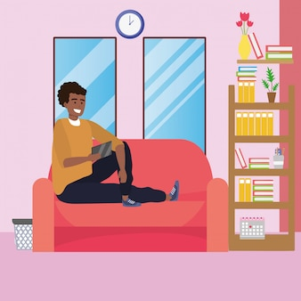 Dormitório estudantil millennial