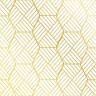 Dourado, listras, padrão, fundo