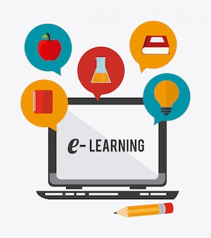 E-learning design.
