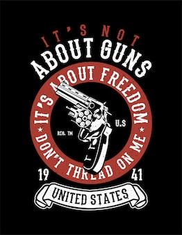 É sobre a liberdade