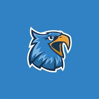 Eagle logo sports