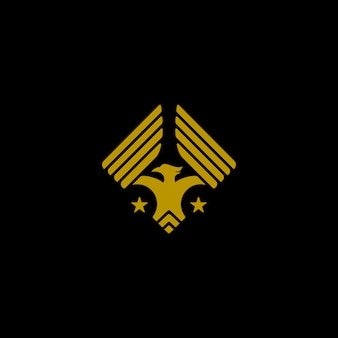 Eagle wing logotipo