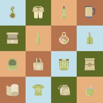 Ecologia e produtos de reutilização