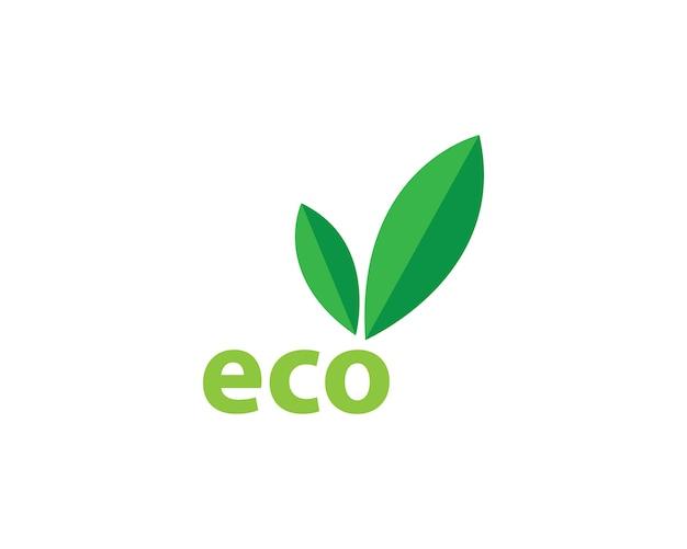 Ecologia elemento da natureza ícone do vetor