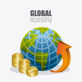 Economia global, dinheiro e negócios