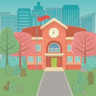 Edifício escolar
