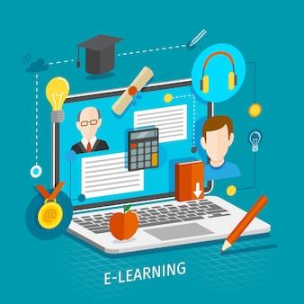 Educação eletrônica