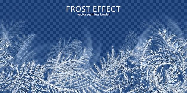 Efeito de gelo