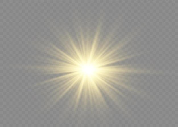 Efeito de luz especial