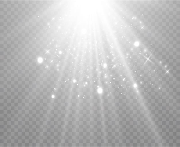 Efeito de luz solar