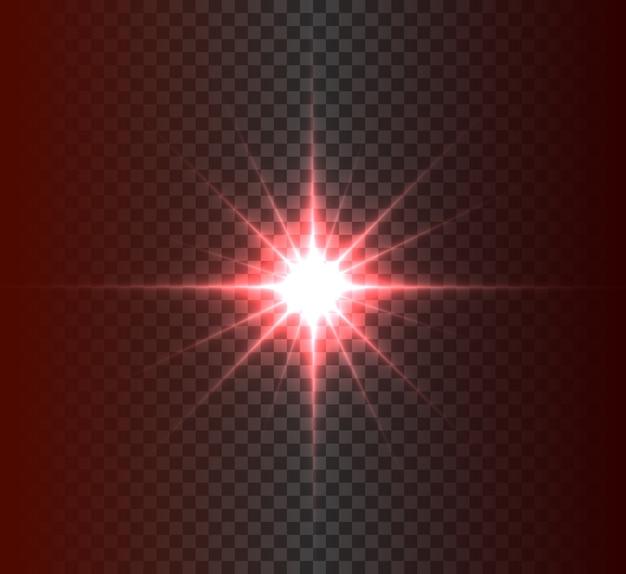 Efeito de luz