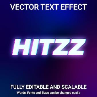 Efeito de texto editável - discount estilo de texto