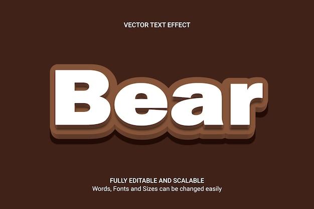Efeito de texto editável - estilo de texto juice leazy