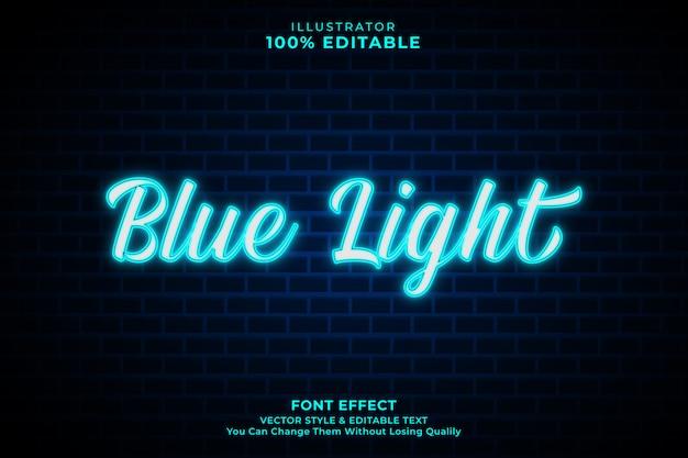 Efeito de texto neon