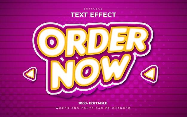 Efeitos de texto