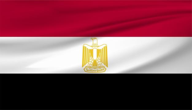 Egito bandeira nacional