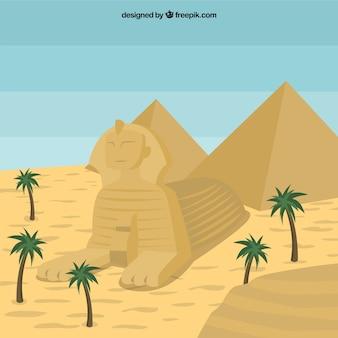 Egito sphinx