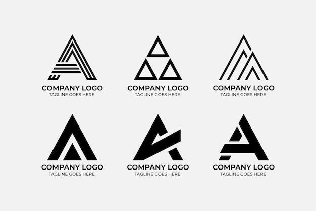 Elabore uma coleção de modelos de logotipo