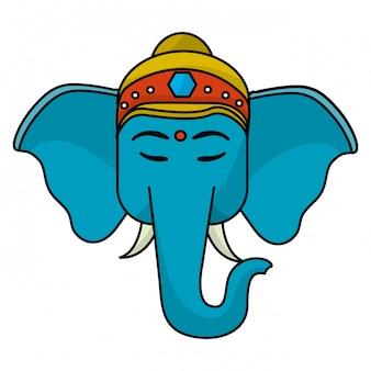Elefante sagrado