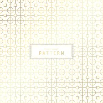 Elegante padrão geométrico