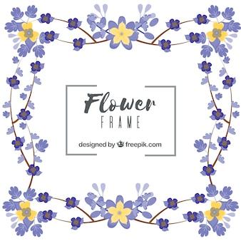 Elegante quadro floral