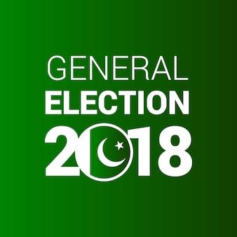 Eleição geral paquistão 2018