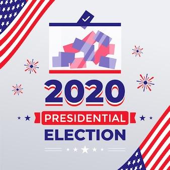 Eleição presidencial americana de 2020