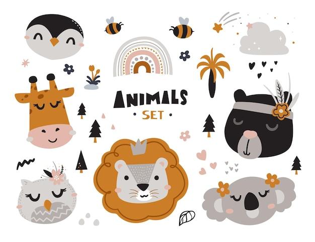 Elemento animais