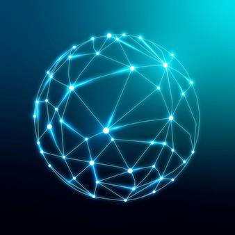 Elemento de conexão global de negócios