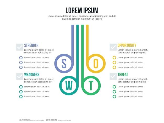 Elemento de transferência e modelo de apresentação
