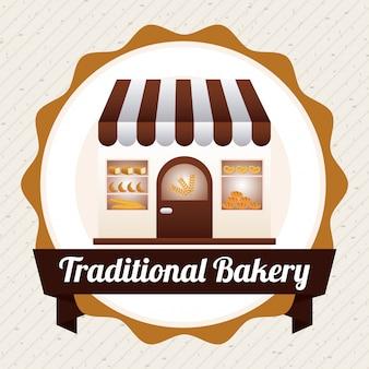 Elemento simples de padaria