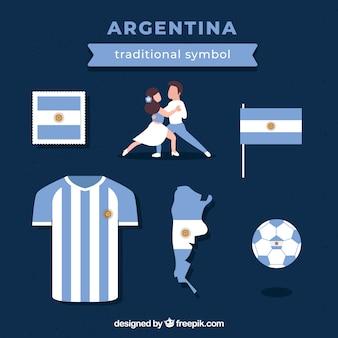 Elementos argentinos tradicionais