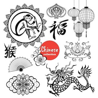 Elementos chineses