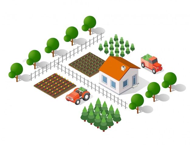 Elementos da paisagem rural