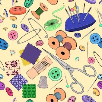Elementos de costura padrão