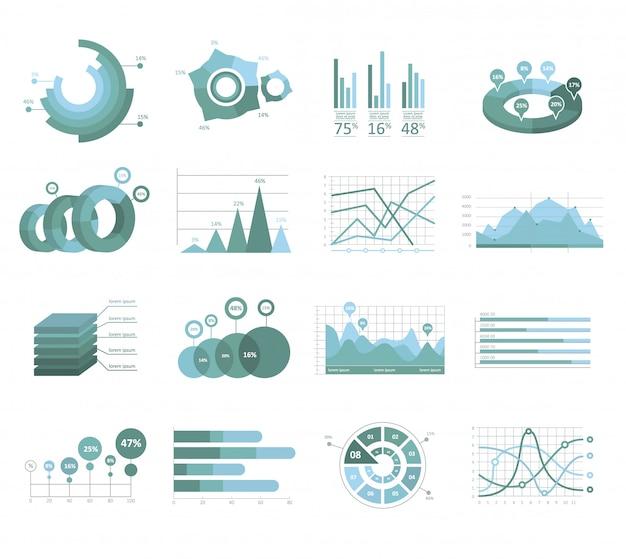 Elementos de infográfico