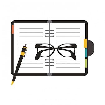 Elementos de negócios e escritório