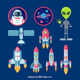 Elementos do espaço