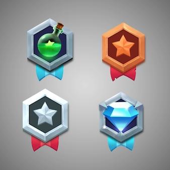 Elementos do jogo