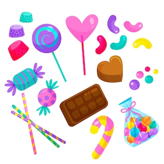 Elementos doces