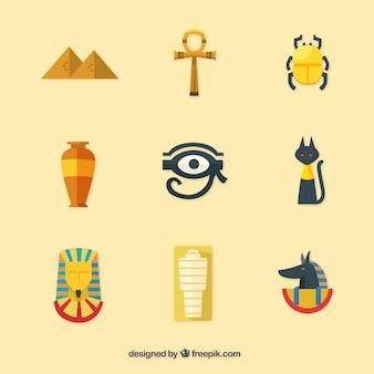 Elementos egito antigo