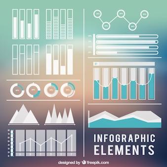 Elementos infographic