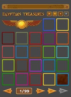 Elementos para jogo de slots