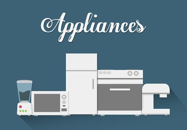 Eletrodomésticos de tecnologia