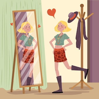 Elevada autoestima