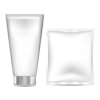 Embalagem cosmética