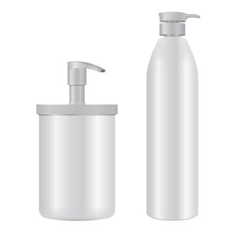 Embalagem de dispensador de cosméticos, sabonete, loção, xampu