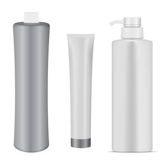 Embalagem de produto dispensador de shampoo