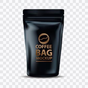Embalagem de saco de café