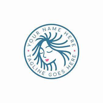 Emblema de menina